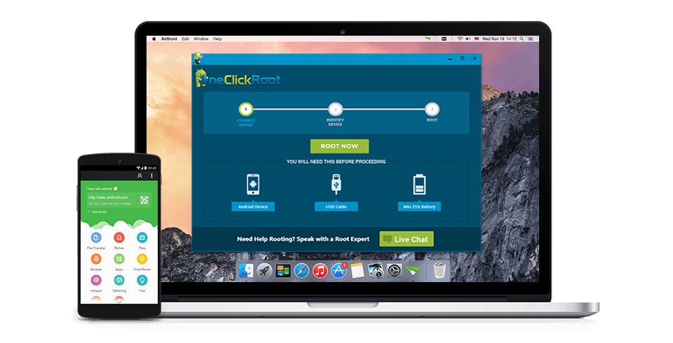 Android Root Software - One-Click to Root Any Android Phone & Tablet