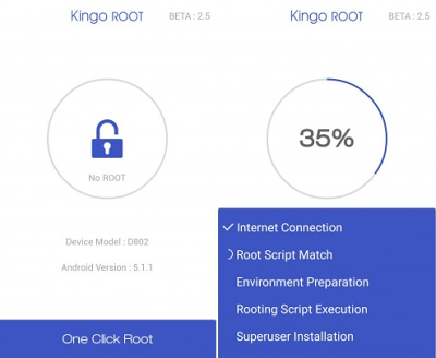 kinggo android app