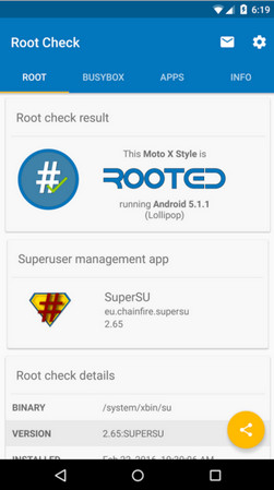 root checker app